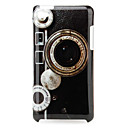 Protective Camera Aperture Pattern Case for iPod Touch 4