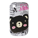 TPU case 1 for Blackberry Curve 8520