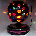 Rotating Stage light with Ball Shaped Color Cap