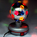 Rotating Stage light Ball with Color Cap