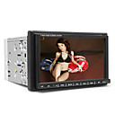 Schermo da 7 pollici digitale 2 din car dvd player (gps, tv, bluetooth, rds)