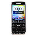 c5tv - dual sim 2,8 inch touchscreen mobiele telefoon (fm tv dual camera)