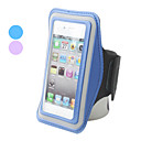 Brassard Sport nouveaut tanche pour iphone 4, 4s et tactile ipod 4 (couleurs assorties)