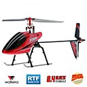 Walkera V370D01 2.4GHz Flybarless RC RTF Helicopter w/ WK-2403 Transmitter (V370D01)