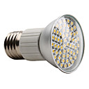 E27 3528 SMD 60-LED Warm White 150-180LM Light Bulb (230V, 3-3.5W)