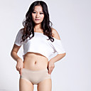 Womens Bamboo Fiber Lace Cotton Underwear Pants