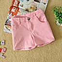 Casual Ladies' Elastic Hot Pants