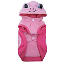 Baby Turtle Style Dog Coat (XS  M, Assorted Colors)