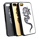 Chinese Dragon Design Hard Plastic Case Cover for iPhone 4 4s