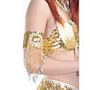 1-piece Dancewear Polyester With Beading /Sequins Belly Dance Bracelet For Ladies More Colors