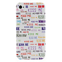 Funny Pattern Hard Case for iPhone 4 and 4S (Multi-Color)