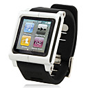 Alloy Armband Watch Style Case for iPod Nano 6