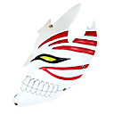 Cosplay Mask Inspired by Bleach Hollowed Ichigo Half Face