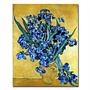 "Hand-painted Famous Oil Painting with Stretched Frame 20"" x 24"" by Van Gogh"