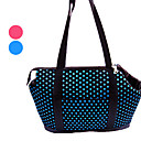 Dot Design Dog Cat Travel Carrier Head-out Bag For Pets (42 x 17 x 27cm)