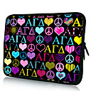 Color Heart Neoprene Laptop Sleeve Case for 10-15&quot; iPad MacBook Dell HP Acer Samsung