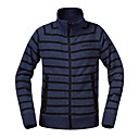 Men's Black Stripe Fleece Clothing
