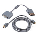 HDMI AV Cable for Xbox 360