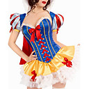 Sexy Fairy Tale Snow White Halloween Costume Women(3 Pieces)