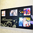 "4"" 6"" 7"" Memories Theme Picture Wall Frame"