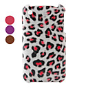Etui Rigide Motif Lopard pour iPhone 3G/3GS - Couleurs Assorties