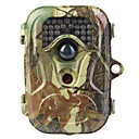 "2.4"" LCD Screen 12MP CMOS Sensor Trail Scouting Hunting Infrared Digital Video Camera"