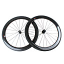 Supernova - Toray T700 Carbon Clincher Laufradsatz (700C, Chosen Hub, 60mm)