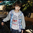 Boy's Check Noble Outerwear