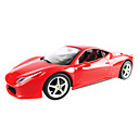 Rastar 01:14 ferrari 458italia autorizado carro de controle remoto
