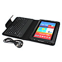 Bluetooth 3.0 Keyboard with Case for Samsung Galaxy Tab 7.7 P6800