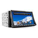 Android de 7 polegadas 2DIN carro dvd player (touchscreen capacitivo, gps, ISDB-T, wi-fi, 3g)
