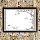 Personalized Fingerprint Painting - Tree (Includes 6 Ink Colors, Frame Not Included)