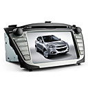 7 inch auto dvd speler voor Hyundai ix35 (gps, ipod, rds, sd / usb)