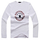 mannen casual fashion t-shirt