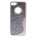 Flash Powder Diamond Hard Case for iPhone 5