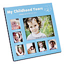 "1.5"" 5"" Childhood Theme Picture Frame in Metal"