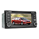 6.2 inch auto dvd speler voor Toyota (bluetooth, gps, ipod, rds)