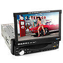 Reproductor DVD 7 pulgadas - Bluetooth - TV - RDS