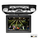 12,1 Inch plafond Mount Car DVD-speler met analoge TV Ondersteuning DVD, SD, USB, FM, IR, MP4, Wireless Game