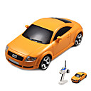 Mini-Z Firelap 1/28 4WD RC Audi TT com 2.4G transmissor tela colorida