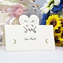 Beautiful Butterfly Theme Place Card - Set of 12 (More Colors)