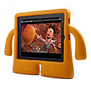 Cartoon Design Case with Stand for iPad 2 and New iPad