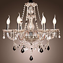 Lmpara Chandelier Vela de Vidrio - KELLER
