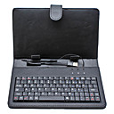 "Universal Case with USB 2.0 QWERTY Keyboard for 7"" Tablet P3100/P6200/Google Nexus 7"