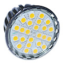 5W MR16-24SMD conduziu a luz com 24 leds (10 packs)