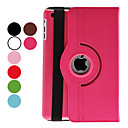 Rotatable Leather Case with Stand for iPad mini (Assorted Colors)