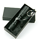 Lampe Torche LED Police 1 avec Dragonne et Coffret  (1xAA, 3W)
