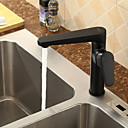 Sprinkle® by Lightinthebox - Contemporary Single Handle Kitchen Faucet - Painting Finish