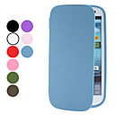 Elegant Design TPU Full Body Case for Samsung Galaxy S3 I9300 (Assorted Colors)