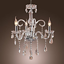 Lmpara Chandelier de Cristal con 3 Bombillas - MAHONING